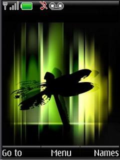 dragonfly s40v3 theme