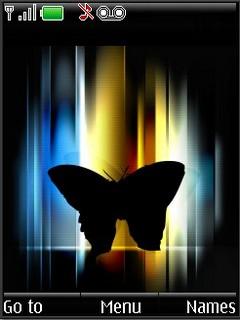 Butterfly s40v3 theme