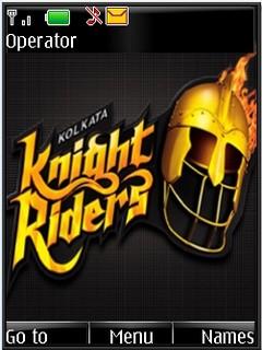 Kolkatta Knight riders theme for s40v3 by shadow