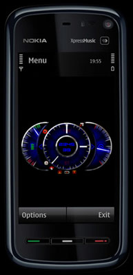 360X640 Screensaver Speed Ultimate by Supertonic