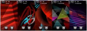 Nokia 5530 XpressMusic Original Themes