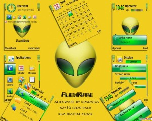 Alienware by Igmonius