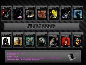 Anime Wallpaper by DevilChild