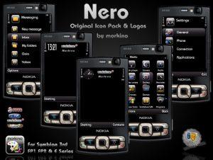 Nero By Morkino