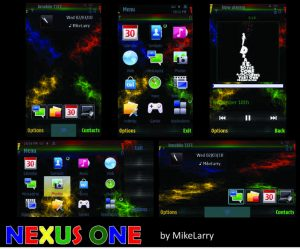 Nexus  One by MikeLarry For 5th