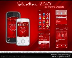 valentine by pizero