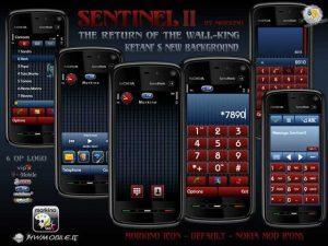 SENTINEL II by Morkino