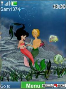 Mermaids Love v5
