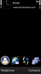 N97 Mini Original Themes
