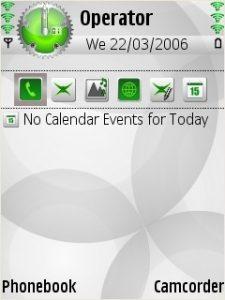 gray desktop