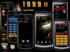 Iron man theme