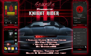 Knight Rider theme