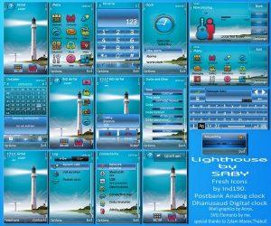 Lighthouse Nokia themes