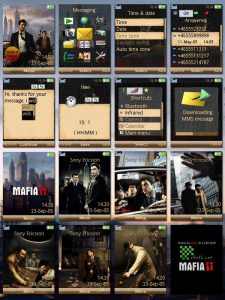 Mafia 2 Game theme