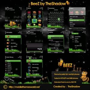 Bees movies theme