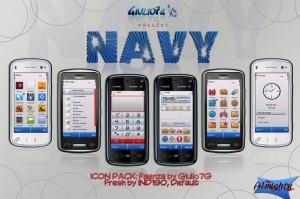Navy s60v5 theme