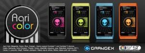 aaric symbian 3 , symbian 1 theme