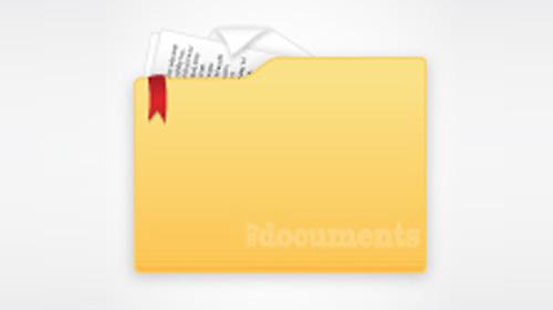 document icon tutorial