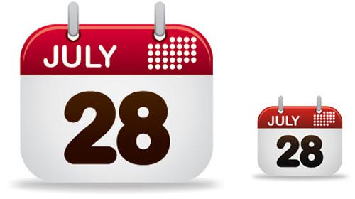 calendar icon tutorial