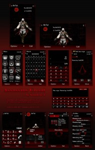 pc game assassins creed mobile themes