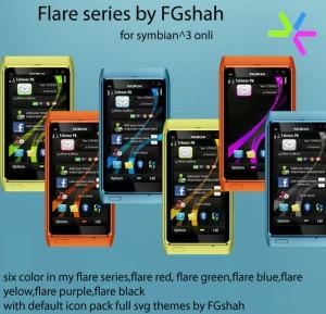 flare series premium theme