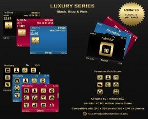 luxury series premium theme