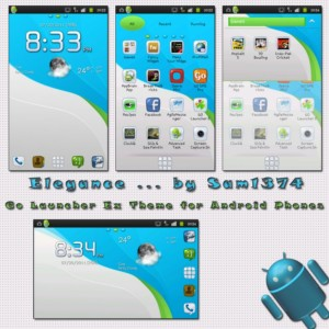 Elegance android theme by Sam1374