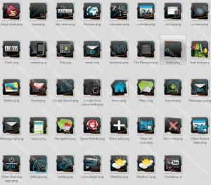 Free icons pack Fresh Nexus Icons by Olek21